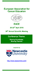 EACE 2016 Meeting Flyer